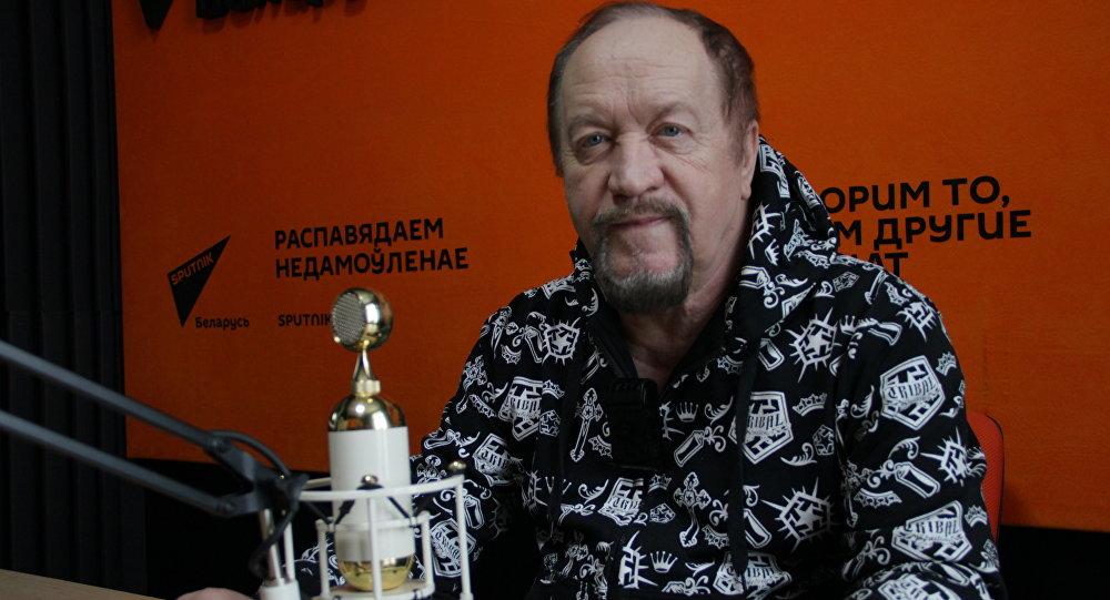 Заслужаны артыст Беларусі Леанід Барткевіч