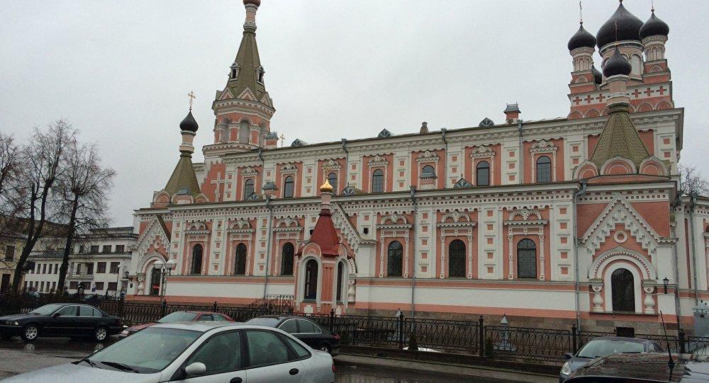 Свята-Пакроўскі сабор Гродна