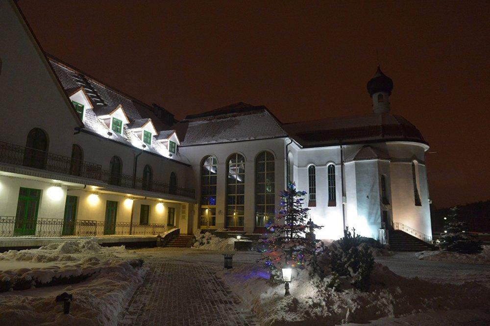 Дом міласэрнасці Усіхсвяцкага прыходу