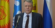 Постпред РФ в уставных органах СНГ Андрей Шведов