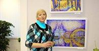 Выстава карцін Алены Краснашчокавай