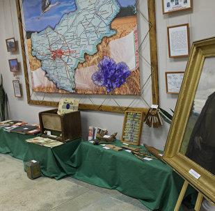 Выстава Віцебскага  раённага краязнаўчага музея