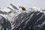 Спасательная операция вблизи места крушения Airbus A320