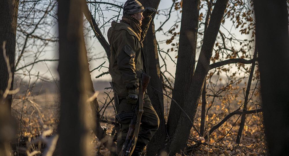 Правоохранители расследуют участие беларуса взоне АТО настороне боевиков