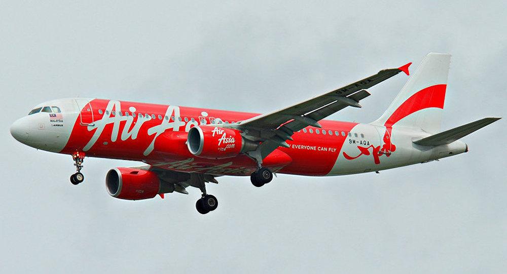 Airbus  компании Air Asia, архивное фото