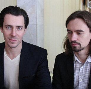 Lermont (Василий Селищев) и Julic (Антон Рубацкий)