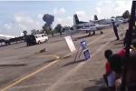 У Тайландзе знішчальнік разбіўся на авіяшоў