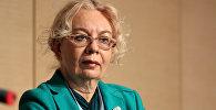 Министр по основным направлениям интеграции и макроэкономике Евразийской экономической комиссии Татьяна Валовая