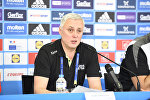 Главный тренер мужской сборной Беларуси по гандболу Юрий Шевцов
