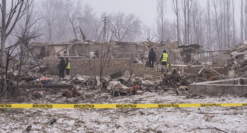 ВКиргизии сегодня национальный траур попогибшим в итоге авиакатастрофы под Бишкеком