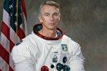 Командир миссии Аполло-17 Юджин Сернан