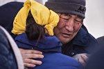 Крушение грузового самолета в Киргизии