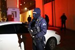 Спецоперация по поимке террориста в Стамбуле