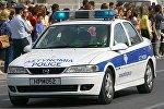 Полиция Кипра, архивное фото