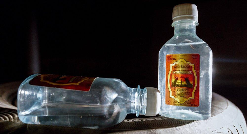 В Беларуси задержали 28 тыс. литров «Боярышника»