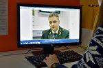 Начальник отдела охотничьего хозяйства Министерства лесного хозяйства Беларуси Сергей Шестаков