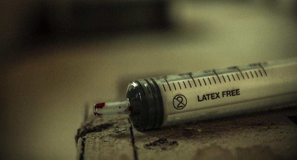 Барацьба з наркотыкамі