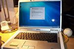 Ноутбук с установленной Windows 7