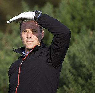 Технический директор ФИФА Марко ван Бастен