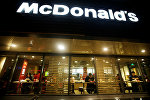 Ресторан сети фастфуда МакДональдс
