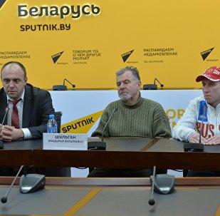 Пресс-конференция организаторов Чемпионата Беларуси по зимнему плаванию