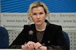 Первый заместитель министра природных ресурсов и охраны окружающей среды Ия Малкина