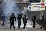 Израильская полиция в Иерусалиме
