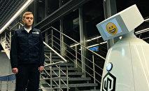 velcom Smartfilm - кадр из фильма Работник Года