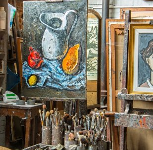 Теперь на выставку можно приходить со своими картинами
