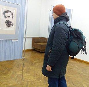 Выставка немецкого художника-гравера Германа Штрука