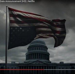 Netflix отметила инаугурацию Трампа тизером Карточного домика