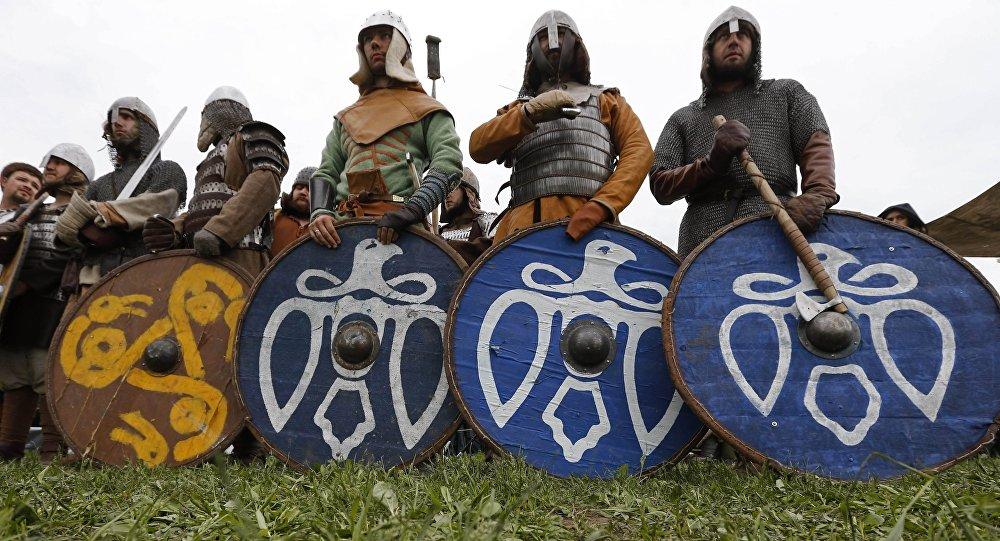 Фестываль Легенды нарвежскіх вікінгаў у Петрапаўлаўскай крэпасці