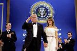 Дональд Трамп в Вашингтоне