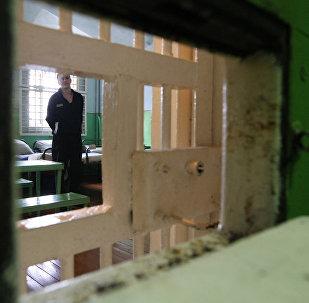 В тюрьме, архивное фото