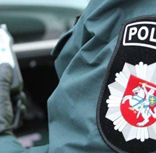 Полиция Литвы