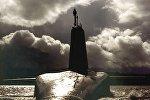 Британская подводная лодка, архивное фото