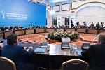 Межсирийские переговоры проходят в Астане