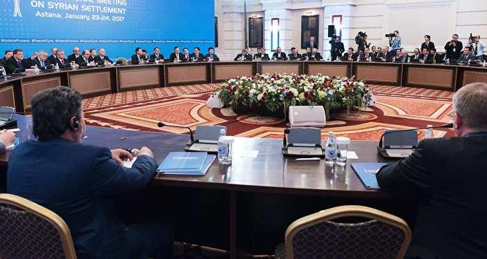 Астана снимет заминки Женевы вурегулировании сирийского конфликта— пресс-секретарь главы российского государства