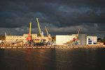 Морской порт Клайпеды