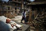 Непал в руинах
