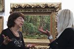 Предаукционная выставка трех юбилейных аукционов