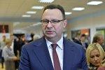 Первый заместитель министра здравоохранения Беларуси Дмитрий Пиневич