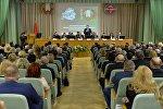 Итоговая коллегия Министерства здравоохранения Беларуси