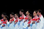 Гандболисты сборной Хорватии