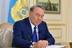 Президент Kазахстана Нурсултан Назарбаев создал рабочую группу по вопросам перераспределения полномочий между ветвями власти
