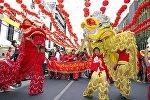 Новый год в Китае празднуют целых две недели
