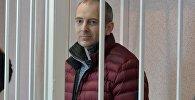 Блогер Александр Лапшин в суде