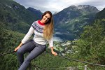 Норвежская спасательница Нартен Гуннер