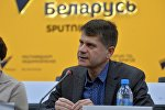 Директор Национального исторического музея Олег Рыжков в пресс-центре Sputnik