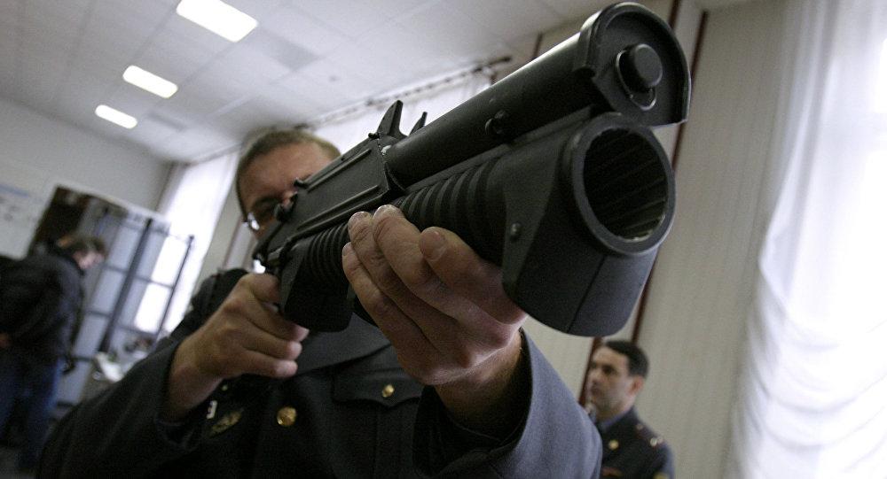 ГВПК: Беларусь проведет тестирования собственного гранатомета